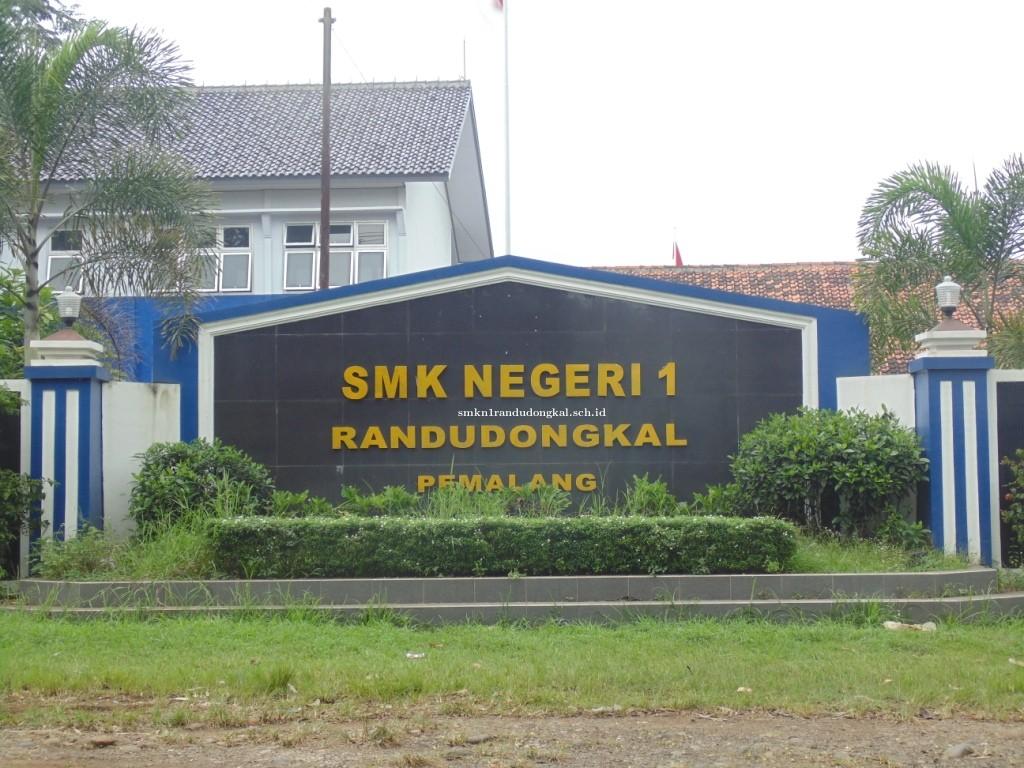 Daya Tampung Penerimaan Peserta Didik Baru (PPDB) Tahun 2018/2019 SMKN 1 Randudongkal