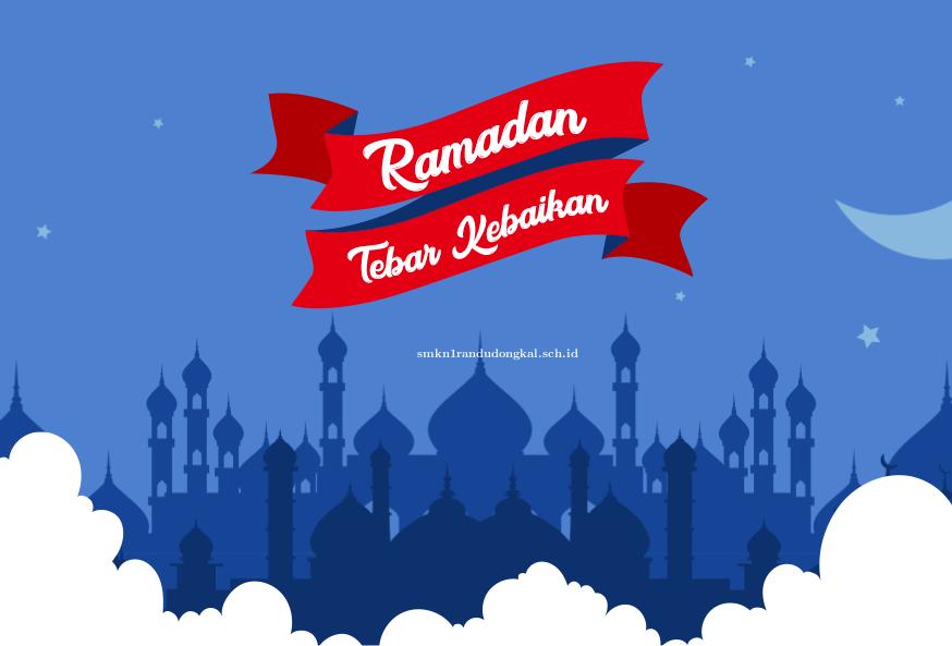 Program Studi TKJ Gelar Skanera Lab Ramadan