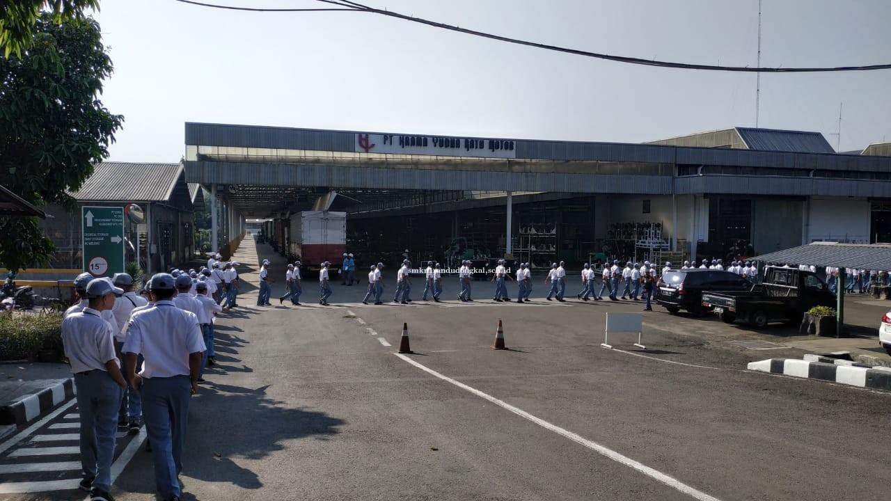 Skanera Angkatan ke-7 Melaksanakan Kunjungan Industri ke Jakarta